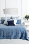 Carre Stonewashed Bedcover