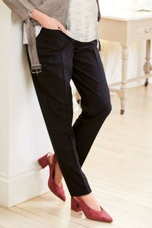 Next Maternity Over The Bump Taper Trousers - 202979