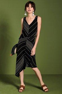 Next Asymmetric Dress