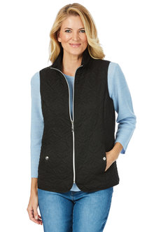 Noni B Laney Quilted Vest