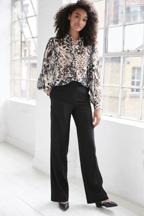 Next Slouch Trousers - Petite