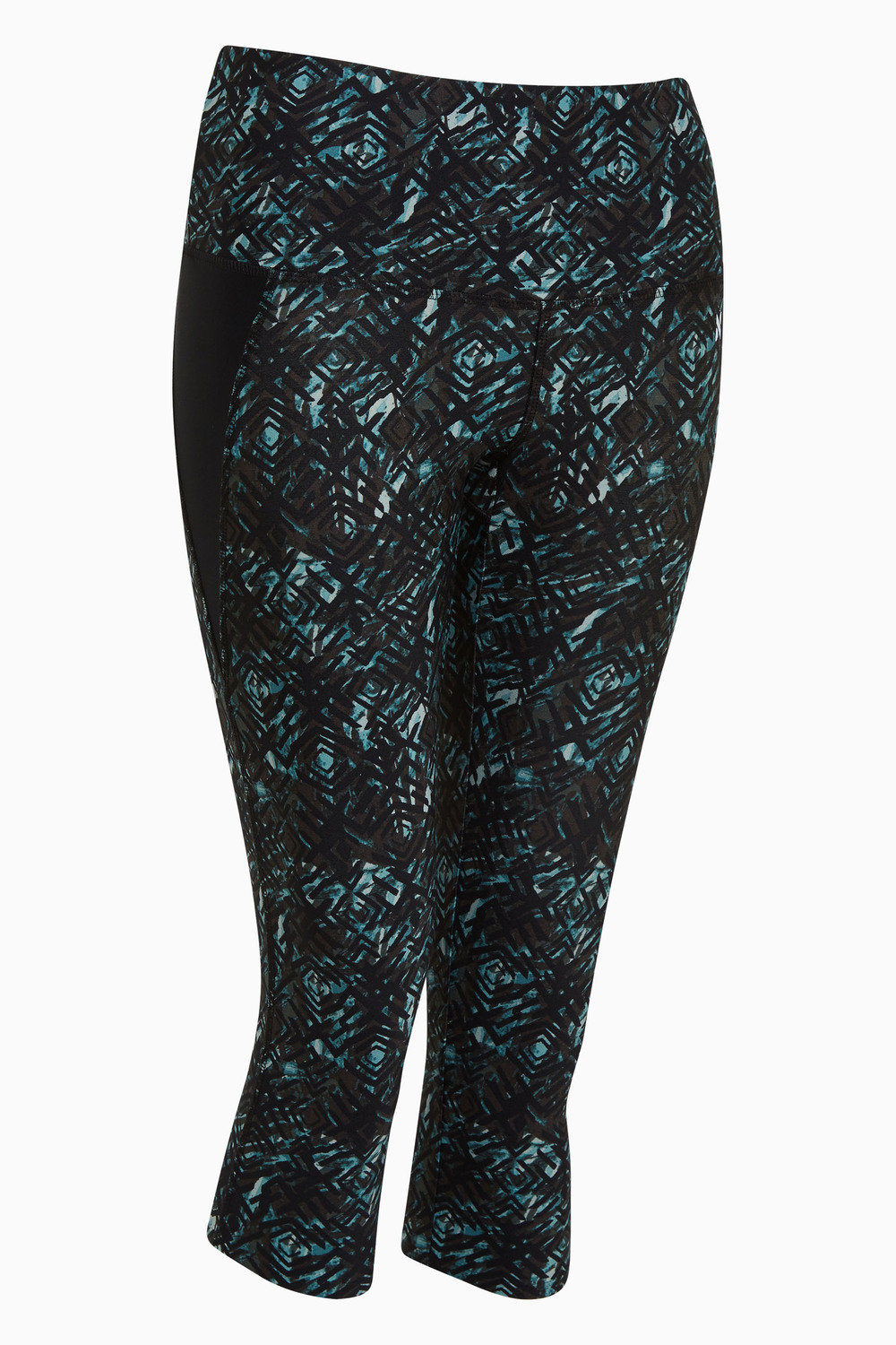 Next Geo Capri Leggings Online Shop Ezibuy Pants Black