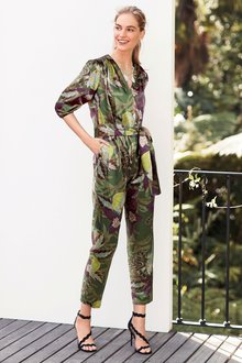 Next Printed Jumpsuit
