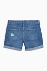 Next Denim Ripped Shorts