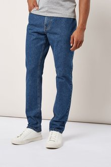 Next Light Blue Slim Fit Jeans