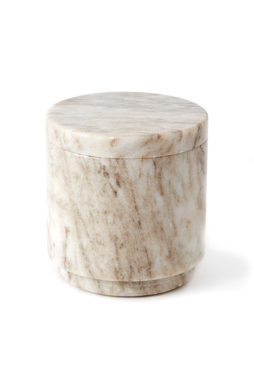 Marble Cannister