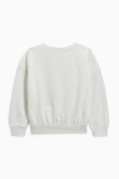 Next Crochet Spliced Sweater (3-16yrs)