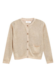 Next Metallic Cardigan (3mths-6yrs)
