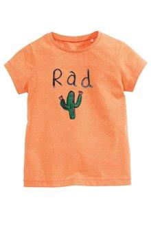 Next Rad Print T-Shirt (3mths-6yrs)