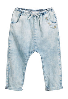 Next Pull-On Denim Trousers (3mths-6yrs)