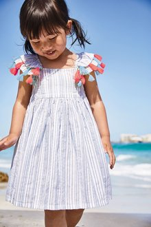 Next Tassel Dress (3mths-6yrs)