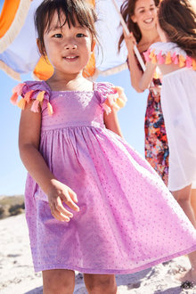 Next Tassel Dress (3mths-6yrs)