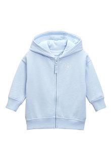 Next Blue Hoody (3mths-6yrs)