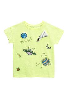 Next Cosmic All Over Print T-Shirt (3mths-6yrs)