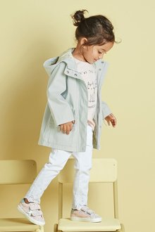 Next Broderie Skinny Jeans (3mths-6yrs)