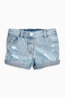 Next Distressed Shorts (3mths-6yrs)
