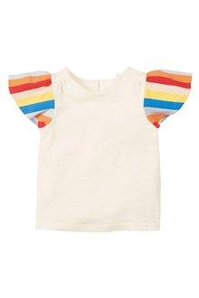 Next White Stripe Blouse (3mths-6yrs)
