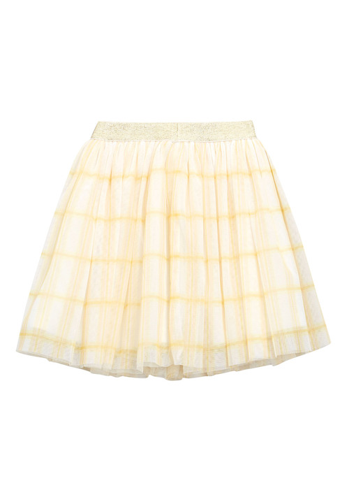 Next Check Mesh Skirt (3mths-6yrs)