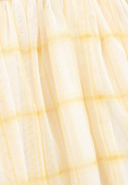 Next Check Mesh Skirt (3mths-6yrs)