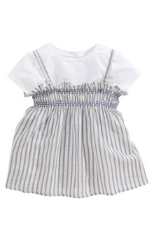 Next Stripe Cami And T-Shirt Set (3mths-6yrs)