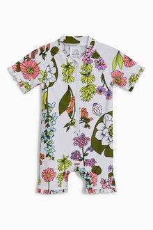 Next Frill Sunsafe Suit (3mths-6yrs)