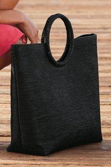 Next Large Ring Handle Bag