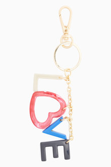 Next Love Charm Keyring