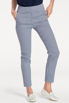 Heine Vichy Printed Pants