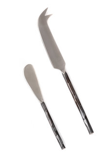 Burnished Cheese and Spread Knife Set - 203677