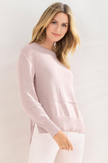 Emerge Self Stripe Sweater