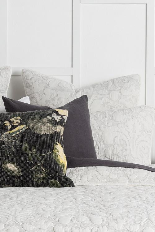 Chateau European Pillowcase Pair
