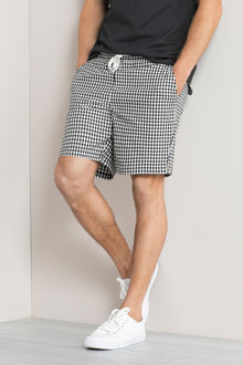 Southcape Check Bermuda Short