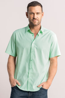 Southcape Regular Fit Smart Casual Short Sleeve S
