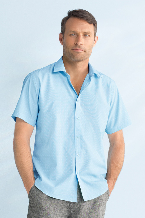 Southcape Regular Fit Short Sleeve Shirt