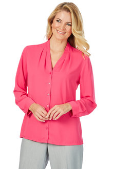 Noni B Poppy Shirt Plain - 203747