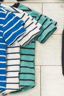 Next Breton Stripe T-Shirt (3-16yrs)