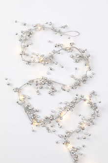 Light Up Bell Garland