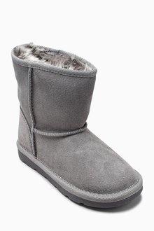 Next Short Pull On Boots (Older Girls)