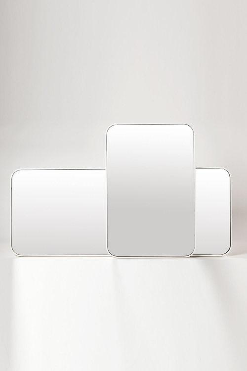 Rounded Edge Mirror