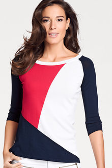 Heine Colourblock Sweater
