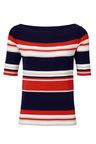 Heine Striped Knit Top