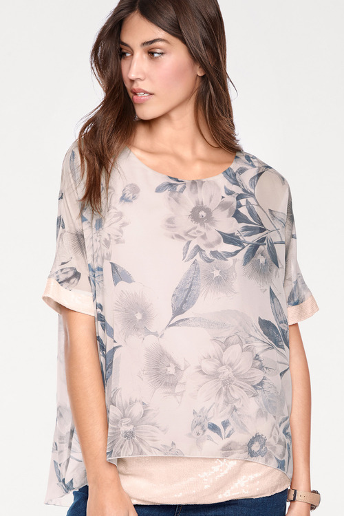 Heine Floral Print Tunic