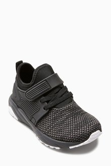 Next Fashion Knit Runners (Younger Boys)