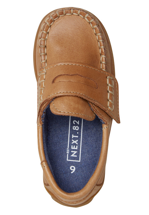 Next Leather Penny Loafers (Younger Boys)