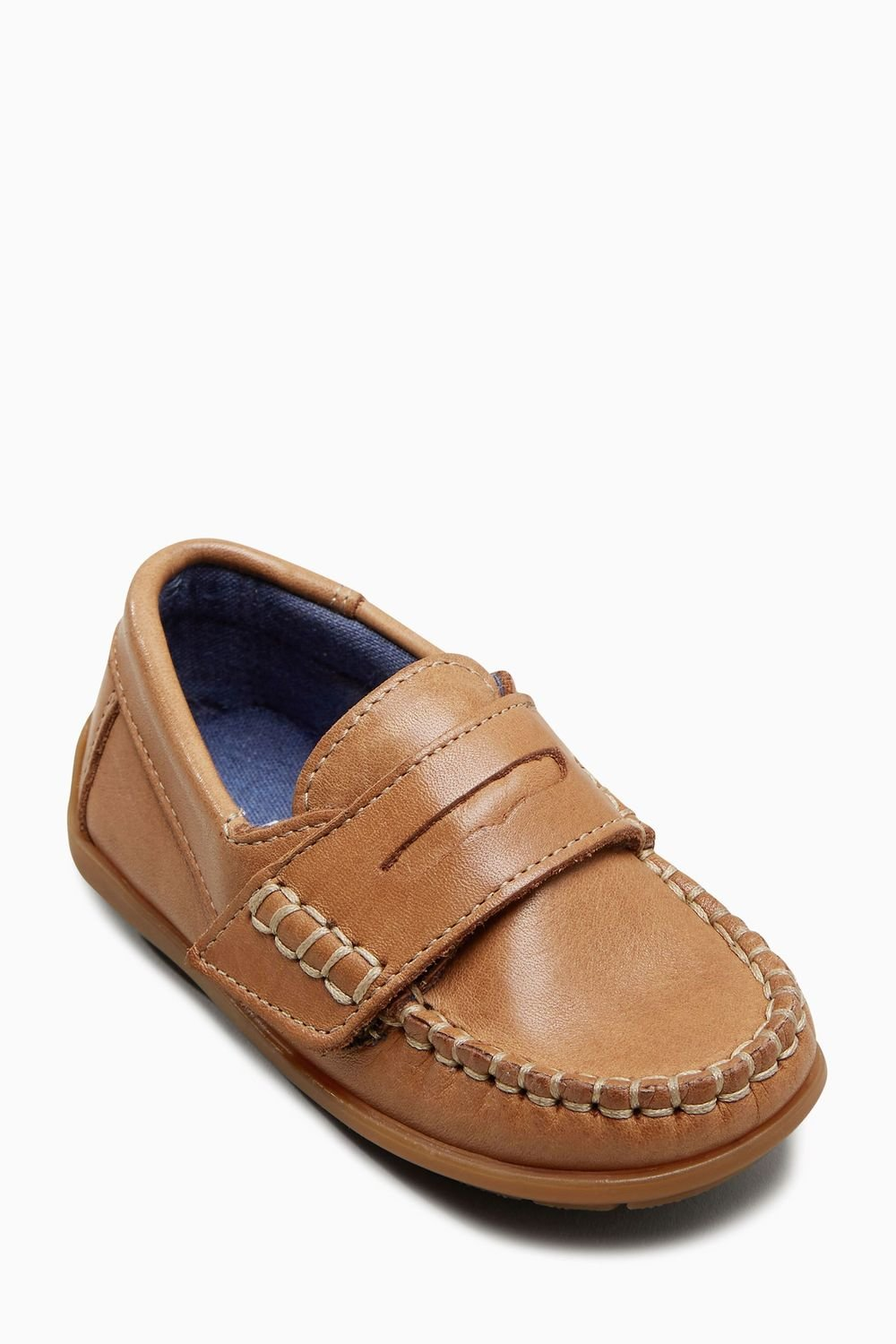 Next Leather Penny Loafers (Younger Boys) Online | Shop EziBuy