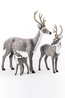 Woodland Reindeer Decoration