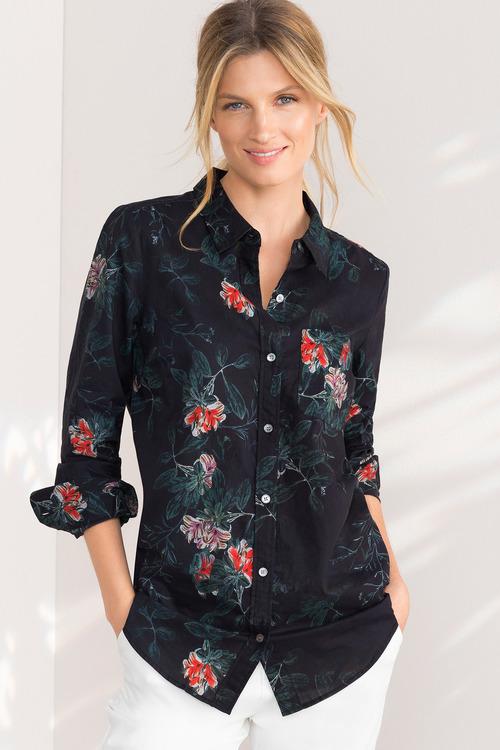 Grace Hill Classic Voile Shirt