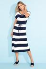 Capture Stripe Dress