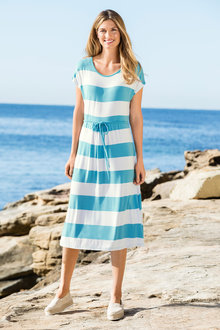 Capture Stripe Dress