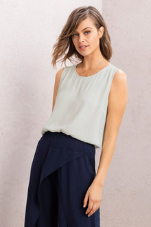 Grace Hill Shell Top - 203952